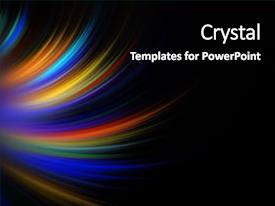 Cool new presentation theme with makes a great high tech backdrop and a black colored foreground.