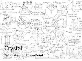 Mathematical Powerpoint Templates W Mathematical Themed
