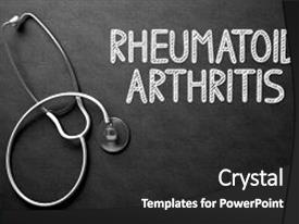 5000 arthritis powerpoint templates w arthritis themed backgrounds cool new ppt theme with medical concept black chalkboard backdrop and a dark gray colored foreground toneelgroepblik Image collections
