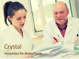 Medical Informatics Powerpoint Templates W Medical