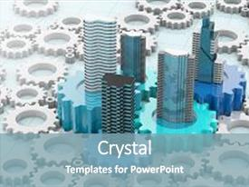 3000 merger powerpoint templates w merger themed backgrounds cool new ppt theme with merger and acquisition business concepts join company on cogwheel pieces 3d toneelgroepblik Image collections