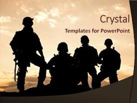 5000 army powerpoint templates w army themed backgrounds
