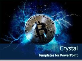3000+ Money-bitcoin-crypto-currency-gold PowerPoint
