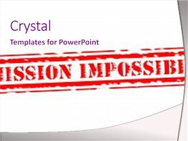 1000 mission impossible powerpoint templates w mission impossible