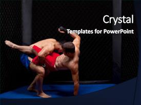 5000 martial arts powerpoint templates w martial arts themed audience pleasing presentation design consisting of mixed martial artists fighting mma backdrop and a black toneelgroepblik Images