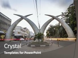 5000 Kenya Powerpoint Templates W Kenya Themed Backgrounds