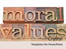 Moral values for kids ppt