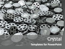 4000 Video Reel Powerpoint Templates W Video Reel Themed Backgrounds