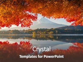 5000 fuji powerpoint templates w fuji themed backgrounds