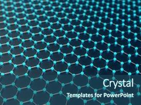 500 graphene powerpoint templates w graphene themed backgrounds slide deck with nano particle 3d rendering background and a ocean toneelgroepblik Images