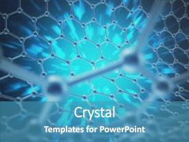 500 graphene powerpoint templates w graphene themed backgrounds cool new slide deck with graphene nano particle 3d rendering backdrop and a teal toneelgroepblik Choice Image