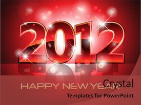 5000 new year powerpoint templates w new year themed backgrounds colorful ppt theme enhanced with new year eve 2012 background backdrop and a red colored foreground toneelgroepblik Choice Image