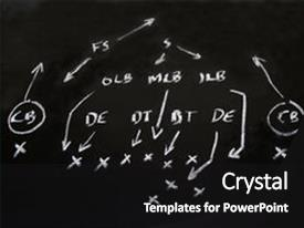 25 nfl coach powerpoint templates w nfl coach themed backgrounds