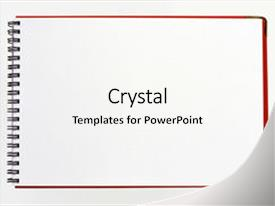 5000 notebook paper powerpoint templates w notebook paper themed cool new ppt layouts with notebook paper backdrop and a white colored foreground toneelgroepblik Gallery