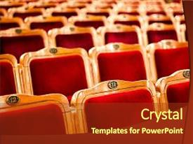 1000 film awards powerpoint templates w film awards themed backgrounds slide deck enhanced with numbers teather chair cinema background and a tawny brown colored foreground toneelgroepblik Gallery