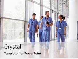 Hospital Powerpoint Templates W Hospital Themed Backgrounds