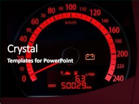 400+ Odometer PowerPoint Templates w/ Odometer-Themed Backgrounds