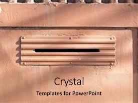 3000 letterbox powerpoint templates w letterbox themed backgrounds amazing ppt layouts having old letterbox or mailbox in the metal gate door traditional way of spiritdancerdesigns Choice Image