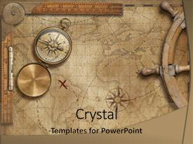 5000 map powerpoint templates w map themed backgrounds beautiful ppt layouts featuring exploring old nautical world map backdrop and a coral colored foreground gumiabroncs Gallery