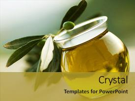 5000 olive oil powerpoint templates w olive oil themed backgrounds amazing slide deck having olive oil backdrop and a gold colored foreground toneelgroepblik Image collections