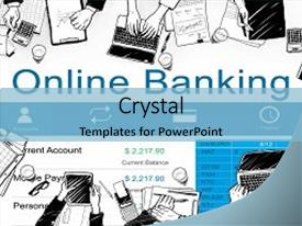 Top e banking powerpoint templates backgrounds slides and ppt themes ppt layouts enhanced with information security online banking finance banking e background and a light toneelgroepblik Gallery