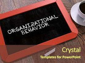 100 organizational behavior powerpoint templates w organizational presentation consisting of organizational behavior concept hand drawn background and a tawny brown colored foreground toneelgroepblik Gallery