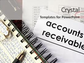 top account receivable powerpoint templates backgrounds slides and