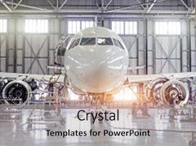 Top Aircraft Maintenance PowerPoint Templates, Backgrounds, Slides