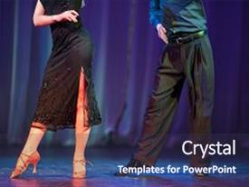 Dance powerpoint templates ppt themes with dance backgrounds ppt theme with performance costume design concept elegant legs of dancing woman nearby toneelgroepblik Images