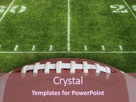 football powerpoint templates