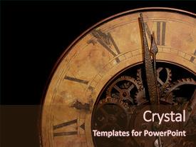 Top Old Clock Powerpoint Templates Backgrounds Slides And Ppt Themes