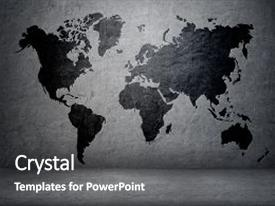 5000 geography powerpoint templates w geography themed backgrounds ppt theme featuring planet earth global communication geography background and a dark gray colored foreground toneelgroepblik Choice Image