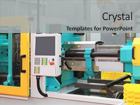 Injection Molding Powerpoint Templates