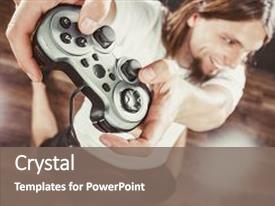 50 xbox powerpoint templates w xbox themed backgrounds presentation theme with play on console playstation background and a gray colored foreground toneelgroepblik Images