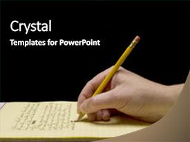 200 yellow legal pad powerpoint templates w yellow legal pad