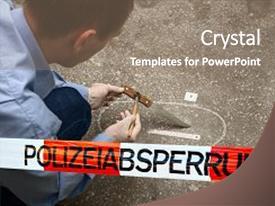 5000 horror crime powerpoint templates w horror crime themed