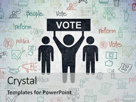 5000 election campaign powerpoint templates w election campaign