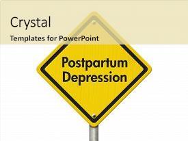 25 postpartum depression powerpoint templates w postpartum