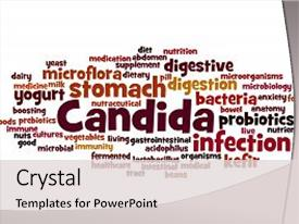 Top microbial powerpoint templates backgrounds slides and ppt themes beautiful slide deck featuring probiotic bacteria candida word cloud concept backdrop and a colored foreground toneelgroepblik Gallery
