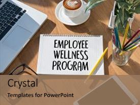 5000 wellness powerpoint templates w wellness themed backgrounds beautiful presentation design featuring program and managing employee health backdrop and a coral colored foreground toneelgroepblik Image collections