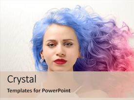 Hair Care Powerpoint Templates W Hair Care Themed Backgrounds