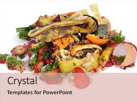 Composting Powerpoint Templates W Composting Themed Backgrounds
