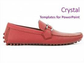 Top Shoes PowerPoint Templates, Backgrounds, Slides and PPT