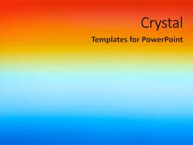 5000 Yellow Orange Blue Powerpoint Templates W Yellow Orange Blue