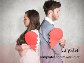 1000+ Breakup PowerPoint Templates w/ Breakup-Themed Backgrounds
