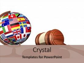 5000 international law powerpoint templates w international law slide deck enhanced with rights and global business education background and a coral colored foreground toneelgroepblik Image collections