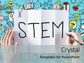 2000 stem kids powerpoint templates w stem kids themed backgrounds