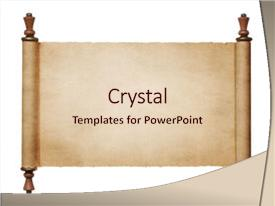 scroll background for powerpoint