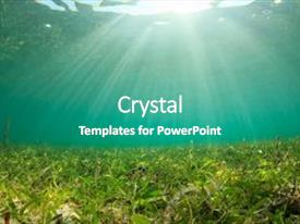 1000 seagrass powerpoint templates w seagrass themed backgrounds amazing theme having sunlight underwater background backdrop and a teal colored foreground toneelgroepblik Choice Image