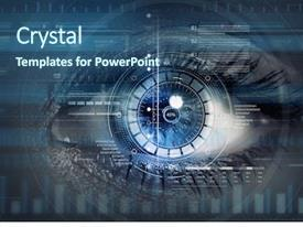 Cyber Powerpoint Templates W Cyber Themed Backgrounds